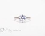 Beautiful Ring by Hobart Jeweller Jai Hay