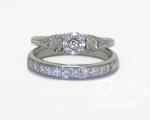 Classic Diamond Rings from Hobart Jewellery shop Jai Hay Jeweller