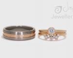 Bespoke Wedding Rings Hobart